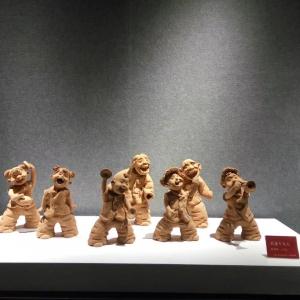 17年首届京津冀泥塑展